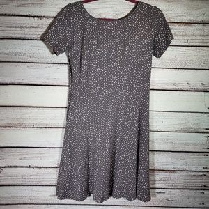 Uniqlo Fit and Flare Dress with Padded Bra Medium